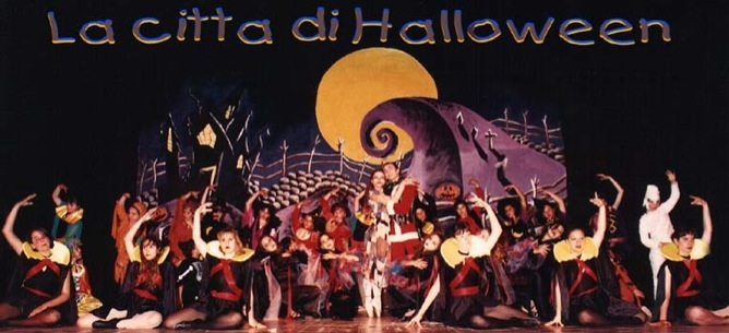 "... Farina ripropone in versione Musical ""Nightmare Before Christmas Zero Nightmare Before Christmas Pictures"